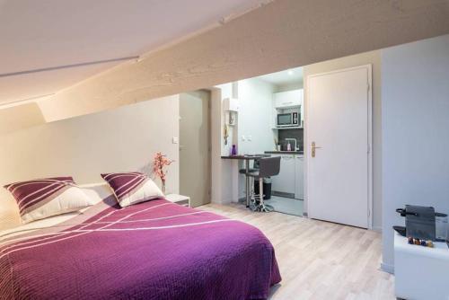 Studio cosy Monplaisir : Apartment near Vénissieux