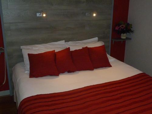 Auberge de la Terrasse : Hotel near Esprels