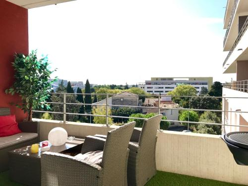 Luckey Homes - Rue Le Tintoret : Apartment near Vendargues