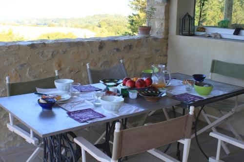 Vergers de la Bouligaire : Bed and Breakfast near Cruas
