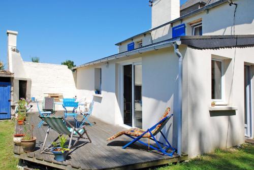 Ferienhaus Trevou-Treguignec/Trestel 108S : Guest accommodation near Trézény