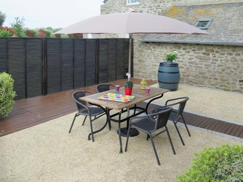 Ferienhaus Cancale 104S : Guest accommodation near Saint-Coulomb