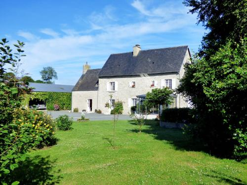 Ferienhaus Biniville 400S : Guest accommodation near Rauville-la-Place