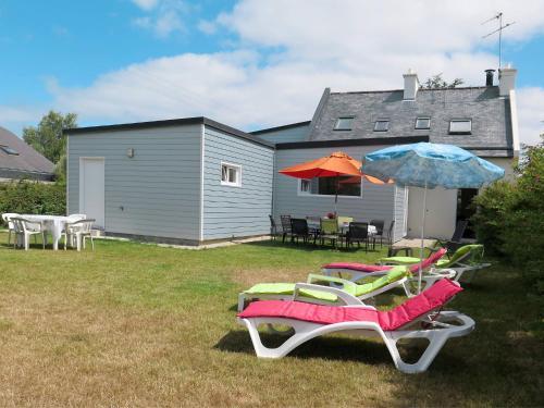 Ferienhaus Plérin-sur-Mer 107S : Guest accommodation near Saint-Brieuc