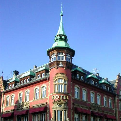 Hotel De l'Europe : Hotel near Raedersdorf