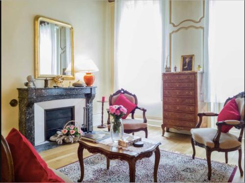 Appart' Les Trois Eglises : Apartment near Dijon