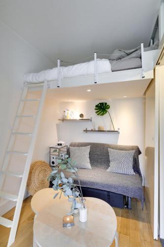 Welkeys Apartment- Ave Jean Jaurès : Apartment near Paris 19e Arrondissement