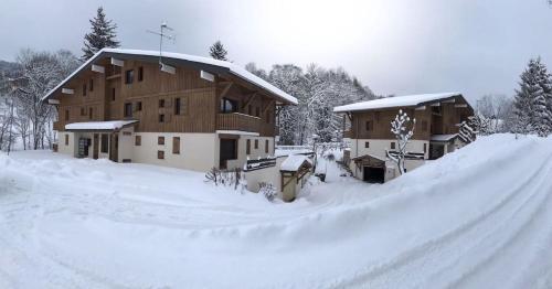 Les Chalets Autrichiens - Megève : Apartment near Combloux