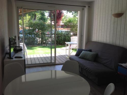 Appart & p'tit Jardin : Apartment near Andernos-les-Bains