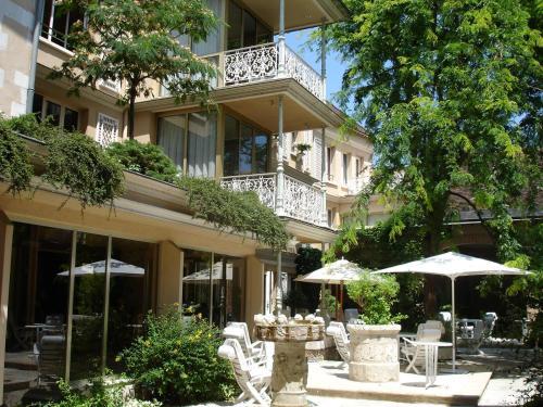 Grand Hôtel du Lion d'Or : Hotel near Menetou-sur-Nahon