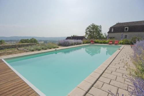 Holiday home Domaine de la Saule - 2 : Guest accommodation near Espagnac-Sainte-Eulalie