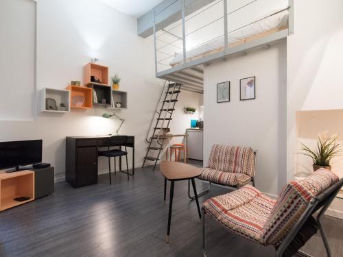 Be My Home - Le Sixties : Apartment near Lyon 9e Arrondissement