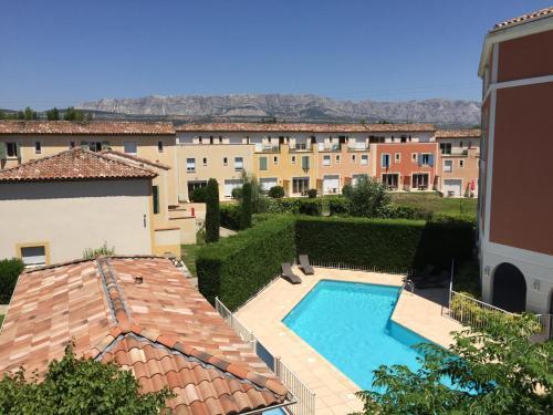 Garden & City Aix En Provence - Rousset : Guest accommodation near Saint-Savournin