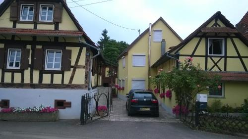 chez salome et fritz : Guest accommodation near Biblisheim