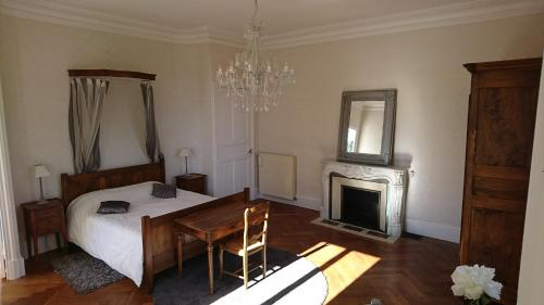 B&B Le Domaine Des Soyeux : Bed and Breakfast near Bessey