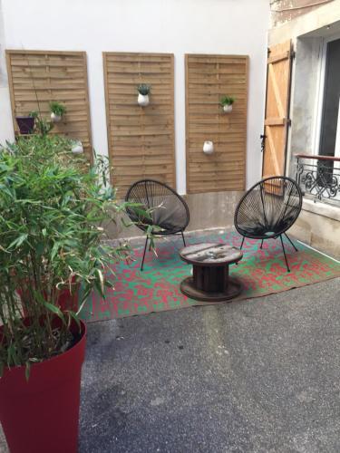 Bastille faubourg sur cour privee : Apartment near Paris 12e Arrondissement