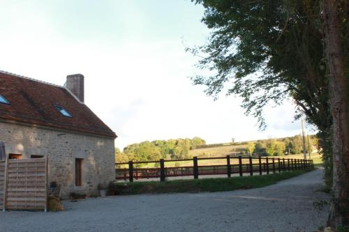 L'Epine : Guest accommodation near Chérisay