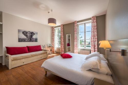 Domaine de Roiffé : Hotel near Couziers