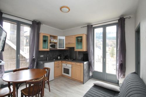 Appartement proche des thermes : Apartment near Mont-Dore