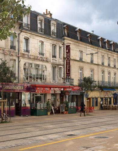 Hôtel Chateaubriand : Hotel near Dijon