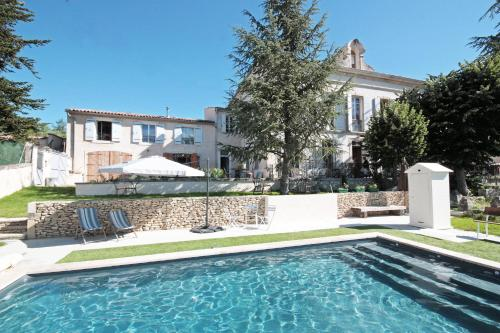Cottage provencal - Villa saint Marc : Guest accommodation near Forcalquier