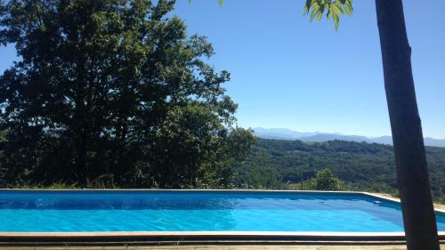 Meadowtops Gite : Guest accommodation near La Bastide-du-Salat