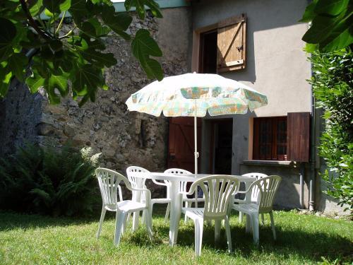 La Crouzette : Guest accommodation near Celles