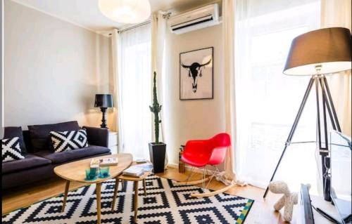 appartement tout confort - rue paradis : Apartment near Marseille 8e Arrondissement