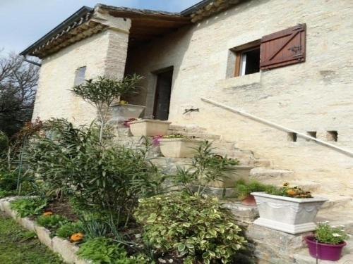 House Labastide-marnhac - 3 pers, 60 m2, 3/2 : Guest accommodation near Trespoux-Rassiels