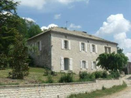 House Montcuq - 4 pers, 90 m2, 4/3 : Guest accommodation near Lascabanes