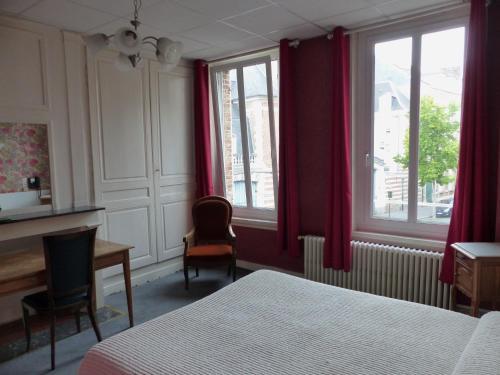 Hotel Victor Hugo : Hotel near Bavelincourt