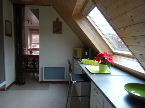 le gîte des hauts jardins : Guest accommodation near Aubure