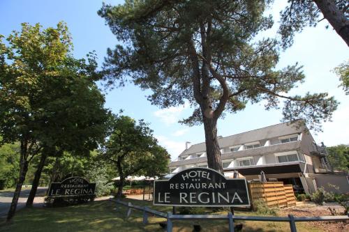 Le Regina Hotel : Hotel near Nesles