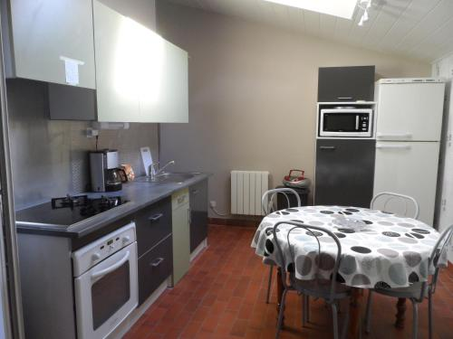 Appartement terrasse +parking : Apartment near Sembadel