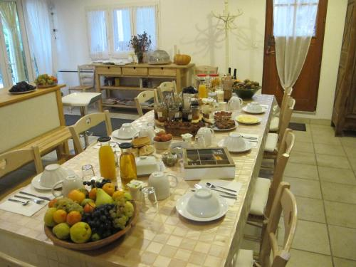 Lou Cardalines : Bed and Breakfast near Flassan