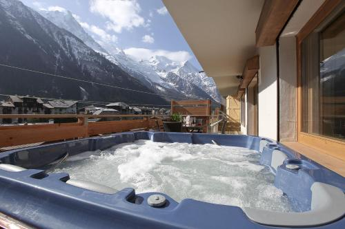 Les Écrins De Soulane : Apartment near Chamonix-Mont-Blanc