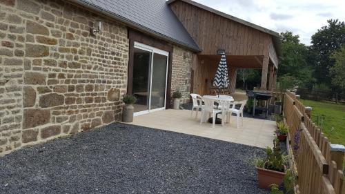 La Laiterie : Guest accommodation near Brouains