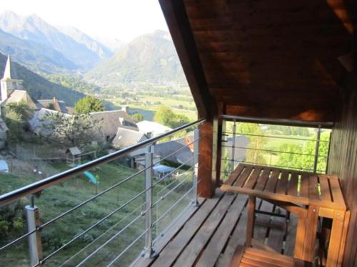 Apartment Le Village : Apartment near Bazus-Aure