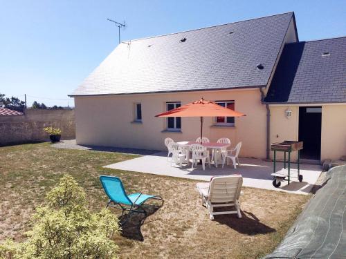 Ferienhaus Créances 403S : Guest accommodation near Laulne