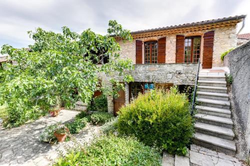 LA BERGERIE, ROCBARON : Guest accommodation near Sainte-Anastasie-sur-Issole