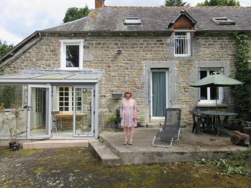 House on La Basse Martinais : Guest accommodation near Gaël