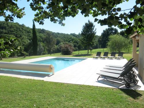 Domaine De Cimélia : Guest accommodation near Montpinier