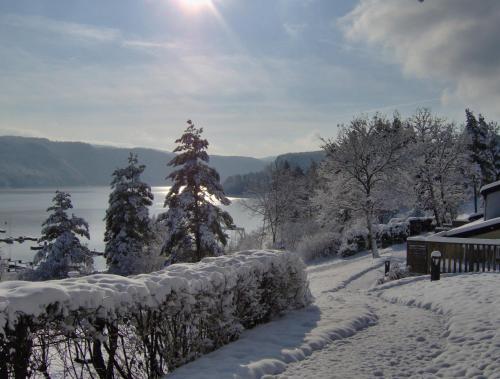 VVF Villages « Le Fjord Jurassien » Maisod le lac : Guest accommodation near Choux