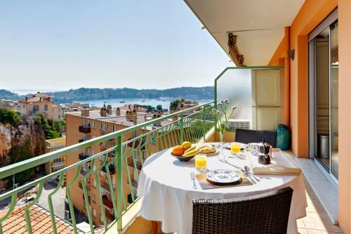 Petit Tresor : Apartment near Villefranche-sur-Mer