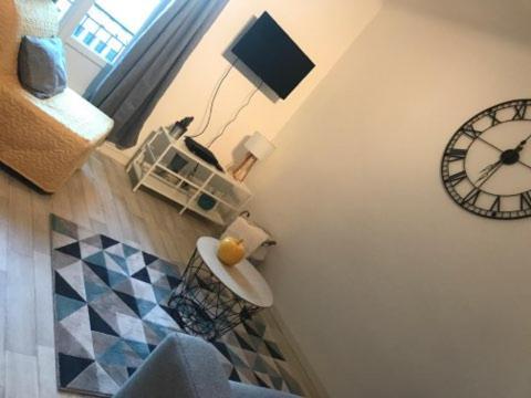 Le Chaleureux Scandinave-Talensac : Apartment near Orvault