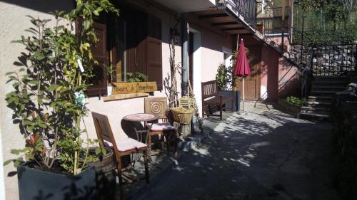 La Maison de Josephine : Apartment near Massoins