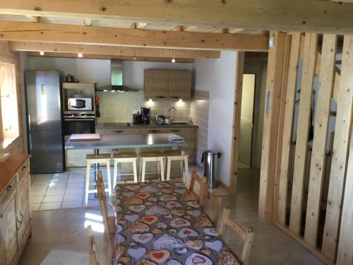 Les ardoisiers : Guest accommodation near Saint-Christophe-en-Oisans