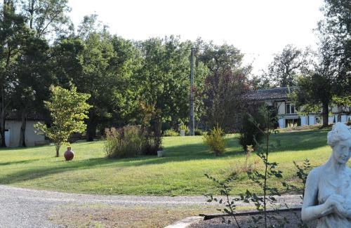 Domaine De Miraval : Guest accommodation near Guitalens-L'Albarède