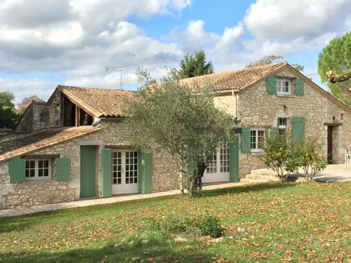 Gite De La Truffiere : Guest accommodation near Ferrensac