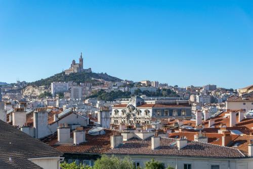 RARE - Beau loft sur les toits de Marseille! : Apartment near Marseille 3e Arrondissement